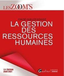 Dernières parutions dans Les Zoom's, La gestion des ressources humaines