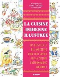 Dernières parutions sur Cuisine indienne, La cuisine indienne illustrée