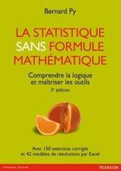 Souvent acheté avec Aide-mémoire - Addictologie, le La statistique sans formule mathématique