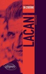 Dernières parutions sur Psychanalystes et leurs théories, Lacan