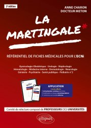Dernières parutions sur ECN iECN DFASM DCEM, La Martingale - Volume 2 - 2e édition
