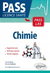 Dernières parutions sur Sciences médicales, La chimie en PASS (et LAS) chimie organique, chimie générale, biochimie,