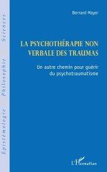 La psychotérapie non verbale des traumas