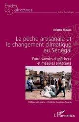 Dernières parutions dans Etudes africaines, La pêche artisanale et le changement climatique au Sénégal