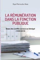 Dernières parutions sur Fonction publique, La rémunération dans la fonction publique