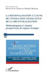 Dernières parutions dans GRALE, La régionalisation à l'aune de l'évolution législative de la décentralisation