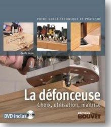 Dernières parutions sur Travail du bois, La défonceuse