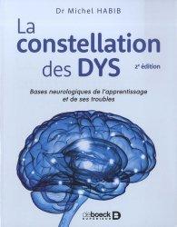 Souvent acheté avec Le développement de l'enfant, le La constellation des dys