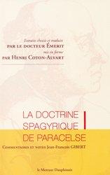 Souvent acheté avec Douleur et acupuncture, le La doctrine spagyrique de paracelse