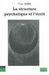 Dernières parutions dans La Muette, La structure psychotique et l'écrit majbook ème édition, majbook 1ère édition, livre ecn major, livre ecn, fiche ecn