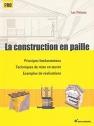 Nouvelle édition La construction en paille