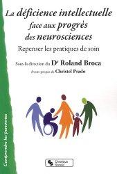 Souvent acheté avec Troubles neurocognitifs vasculaires et post-AVC, le La déficience intellectuelle face aux progrès des neurosciences