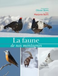 Dernières parutions sur Patrimoine montagnard, La faune de nos montagnes majbook ème édition, majbook 1ère édition, livre ecn major, livre ecn, fiche ecn
