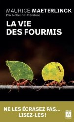 Dernières parutions sur Entomologie, La vie des fourmis