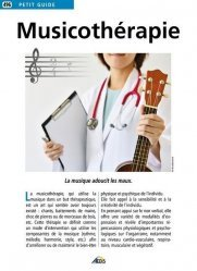 Dernières parutions dans Petit guide, La musicothérapie