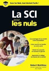 Dernières parutions dans Pour les nuls, La SCI pour les nuls