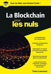 Dernières parutions sur Bases de données, La blockchain pour les nuls
