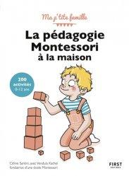 Dernières parutions sur Questions d'éducation, La pédagogie Montessori à la maison