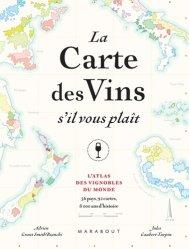 Nouvelle édition La Carte de Vins s'il vous plaît