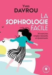 Dernières parutions dans Poche Marabout santé, La sophrologie facile