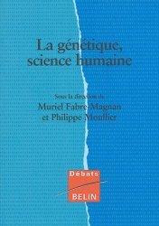 Dernières parutions dans Débats, La génétique, science humaine