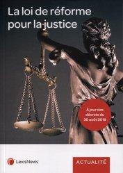 Dernières parutions dans Actualité, La loi de réforme pour la justice