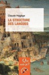 Dernières parutions sur Essais, La structure des langues