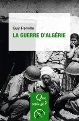 Dernières parutions dans Que sais-je ?, La Guerre d'Algérie