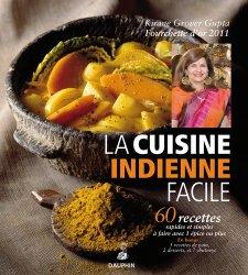 Dernières parutions sur Cuisine indienne, La cuisine indienne facile