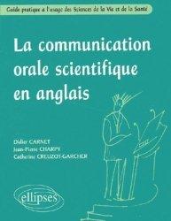 Souvent acheté avec Autisme et émotions, le La communication orale scientifique en anglais