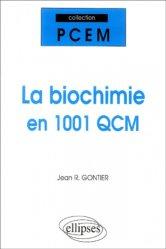 Souvent acheté avec La génétique en  1001 QCM, le La biochimie en 1001 QCM