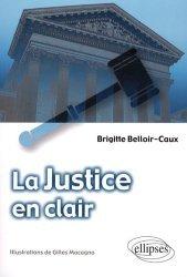 Dernières parutions dans En clair, La justice en clair