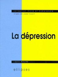 Nouvelle édition La dépression