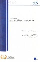 Dernières parutions sur Aide sociale, La fraude en droit de la protection sociale