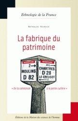 Dernières parutions dans Ethnologie de la France, La fabrique du patrimoine.