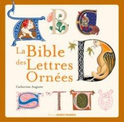 Nouvelle édition La Bible des lettres ornées