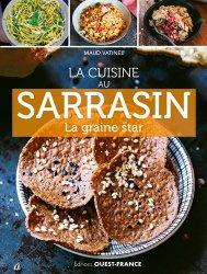 Dernières parutions sur Pâtes , riz et céréales, La cuisine au sarrasin