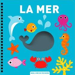 Dernières parutions sur Vie des mers et océans, La mer, mon livre de pochoirs