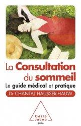 Dernières parutions dans guide, La Consultation du sommeil