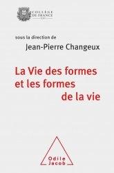 Dernières parutions dans Travaux du Collège de France, La Vie des formes et les formes de la vie
