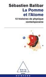 Dernières parutions dans Poches Sciences, La Pomme et l'atome