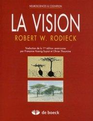 Souvent acheté avec Percevoir, s'orienter et agir dans l'espace, le La vision