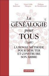 Dernières parutions sur Vie de famille, La généalogie pour tous