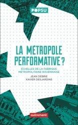 Dernières parutions dans Popsu, La Métropole performative ?