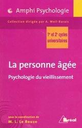 Souvent acheté avec Dictionnaire de psychologie, le La personne âgée