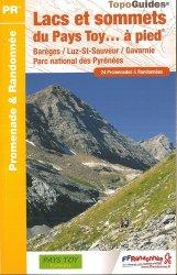 Dernières parutions sur Guides de randonnée, Lacs et sommets du Pays Toy à pied