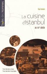 Dernières parutions dans Tables des Hommes, La cuisine d'Istanbul au XIXe siècle