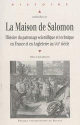Dernières parutions dans Histoire et Patrimoine en Touraine, La Maison de Salomon