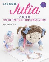 Dernières parutions sur Jouets et poupées, La poupée Julia au crochet