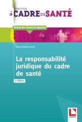 Dernières parutions dans Fonction cadre de santé, La responsabilité juridique du cadre de santé